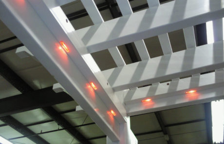 Phoenix Ambience Pergola Lighted