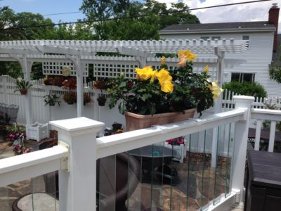 Phoenix PVC Fence Utility Hooks