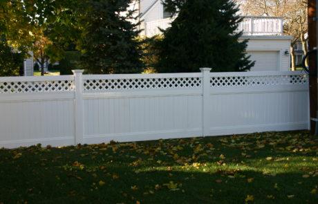 Phoenix PVC Vinyl Fencing