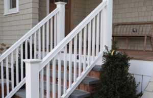 Cellular PVC Liberty Rails