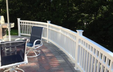 Phoenix PVC Railings Square Patriot