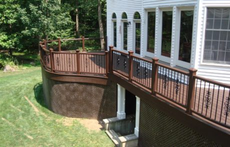 Phoenix Manufacturing Railings