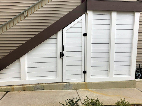 Porch, Deck and House Skirting