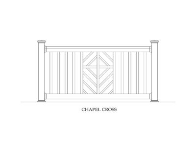 Phoenix Manufacturing Specialty Panels - Chapel Cross