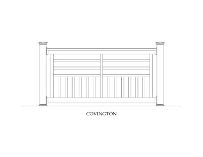 Phoenix Manufacturing Specialty Railing Designs - Covington