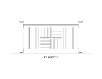 Phoenix Manufacturing Specialty Panels - Parquet 1