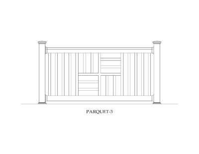 Phoenix Manufacturing Specialty Panels - Parquet 3