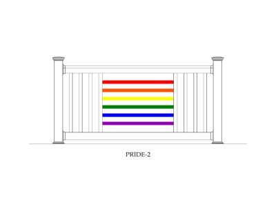Phoenix Manufacturing Specialty Panels - Pride 2