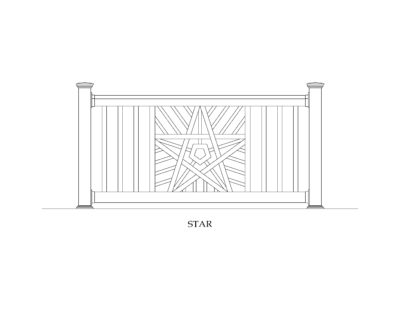 Phoenix Manufacturing Specialty Panels - Star